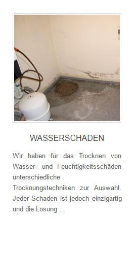 Wasserschaden für 24247 Rodenbek